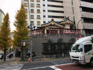 泉岳寺駅出口